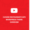 Cuisine – Responsive Restaurant WordPress Theme (Restaurants & Cafes)