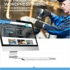 Industrial – Manufacturing WordPress Theme (Corporate)