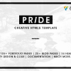 Pride – Creative Multipurpose WordPress Theme (Creative)