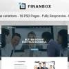 FINANBOX – Responsive Multipurpose Business & Corporate Business WordPress Theme (Business)