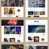 Enfra – WordPress Blog Magazine Theme